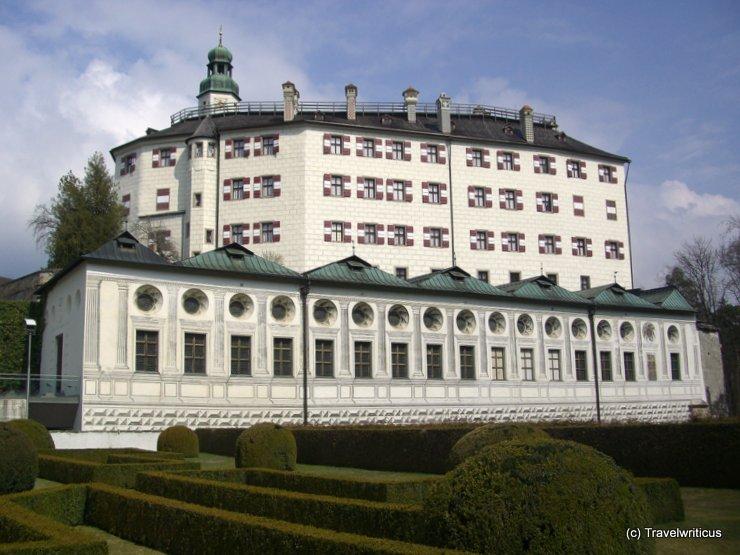 Schloss Ambras in Innsbruck, Austria