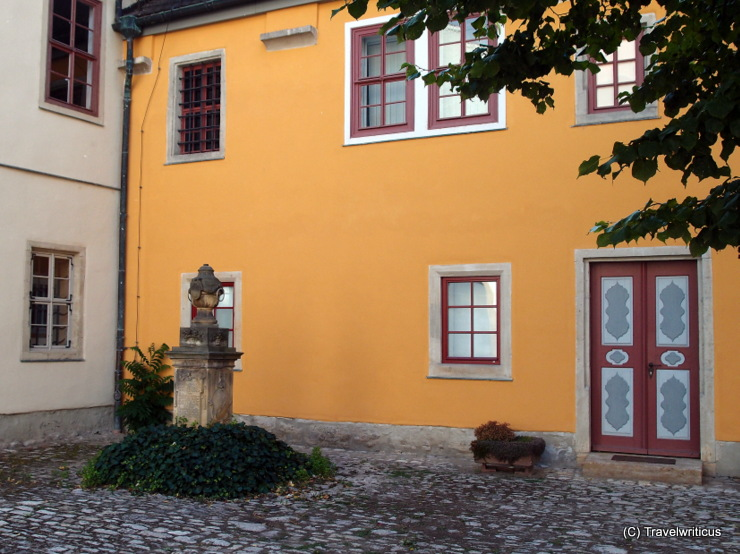 Karzer at the Friedrich-Schiller-University in Jena, Germany