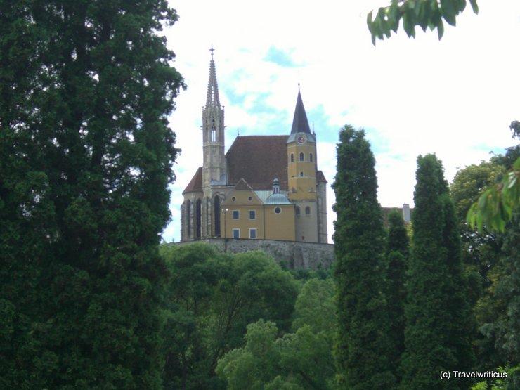 Pilgrimage church Maria Straßengel, Austria