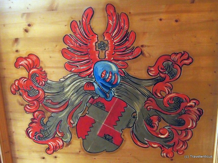 Emblem of Hotel Mitteregger