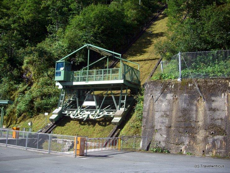 Lärchwand Lift in Kaprun, Austria