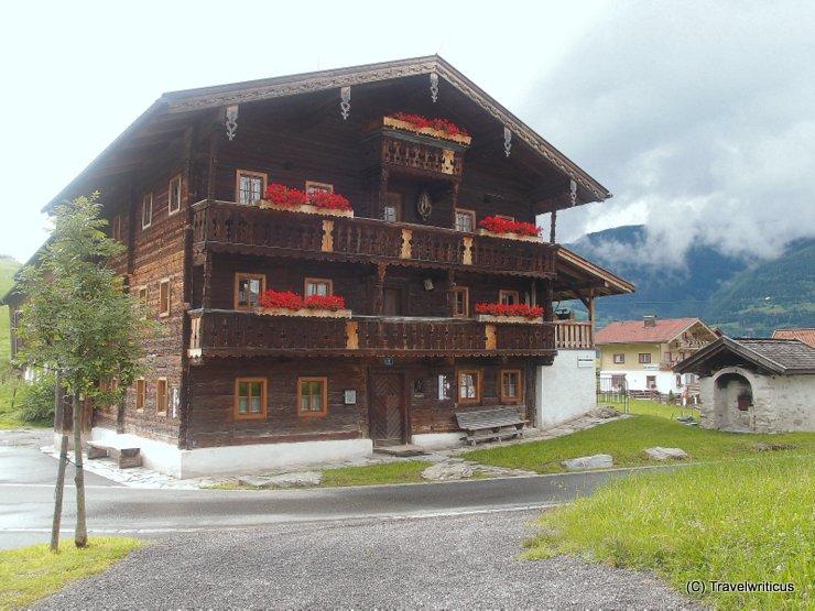 Museum of local history in Kaprun, Austria