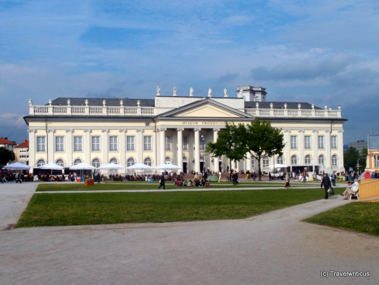 Fridericianum in Kassel, Germany