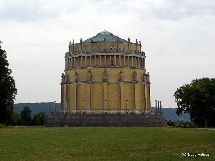 Hall of Liberation at Kelheim, Germany