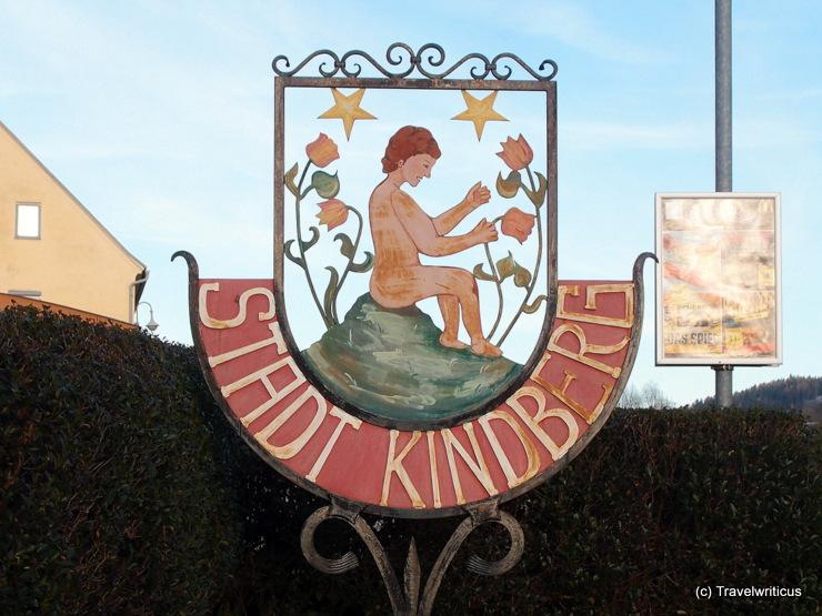 Coat of arms of Kindberg, Austria