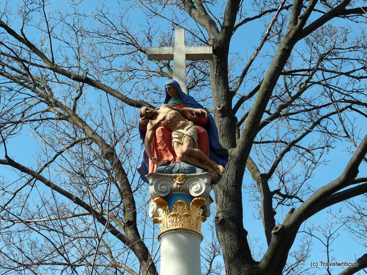 The Blue Cross of Kittsee, Austria
