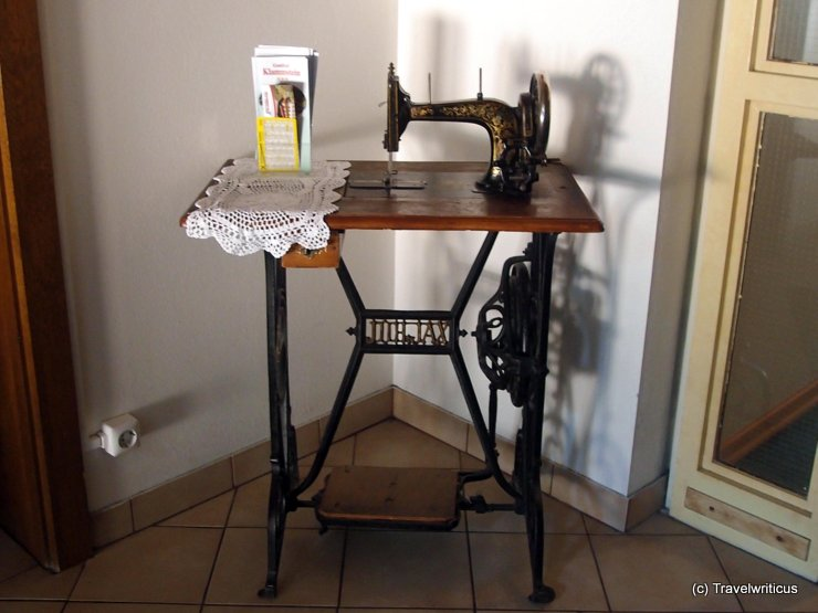 excelsior sewing machine