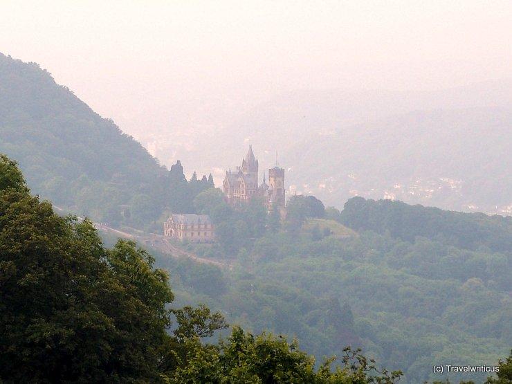 Schloss Drachenburg in Königswinter, Germany