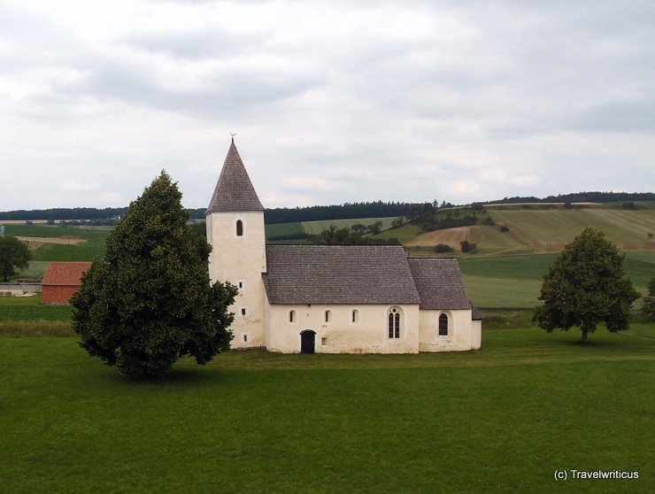 Church St Martin in Lanzendorf, Austria