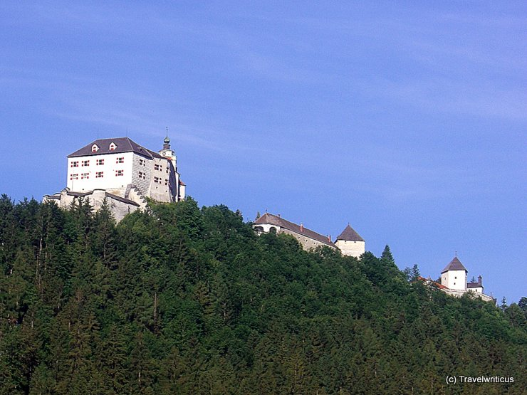 Strechau Castle in Styria, Austria