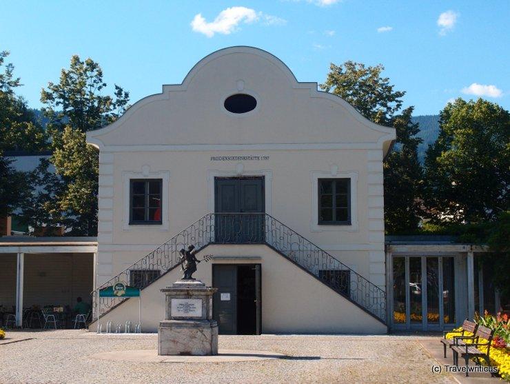 Eggenwaldsches Gartenhaus in Leoben, Austria