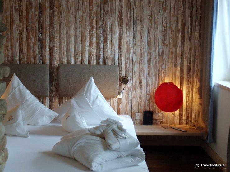 Room at Hotel Alpenrose in Lermoos, Austria