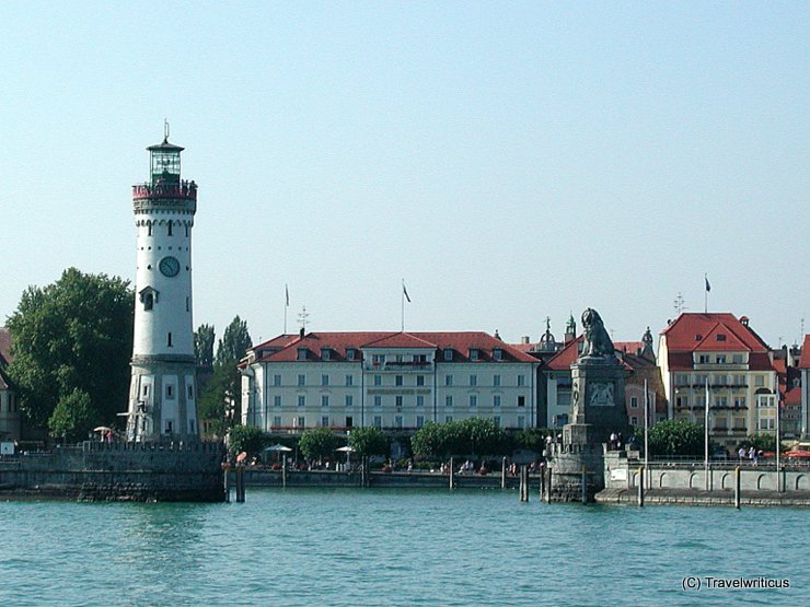 Lighthouse of Lindau, Germany