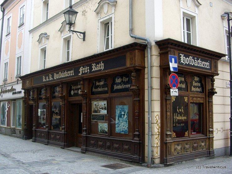Hofbäckerei Fritz Rath in Linz, Austria