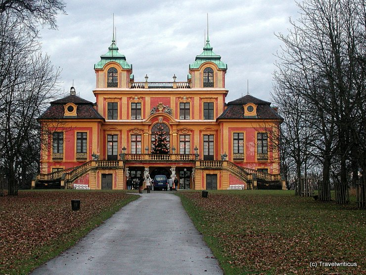 Schloss Favorite in Ludwigsburg, Germany