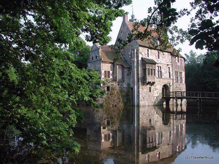 Vischering Castle in Lüdinghausen, Germany