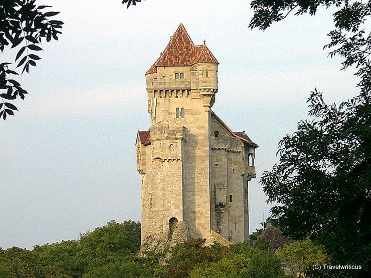 Liechtenstein Castle in Maria Enzersdorf, Austria