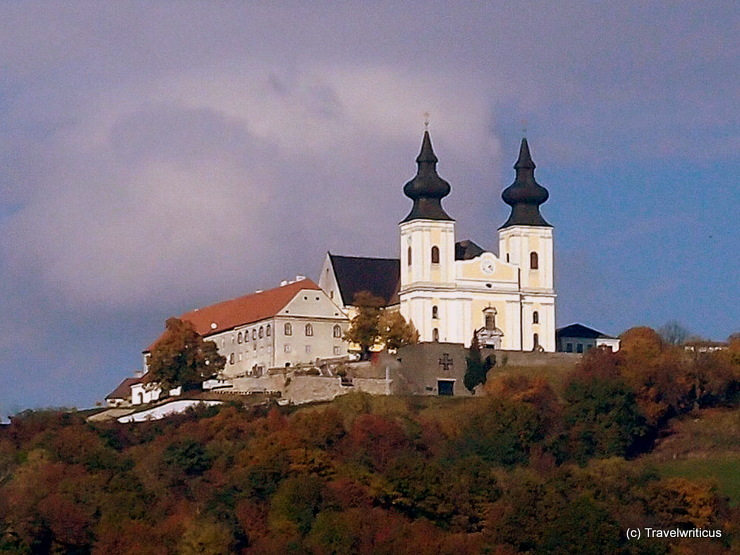 Pilgrimage church of Maria Taferl in Austria