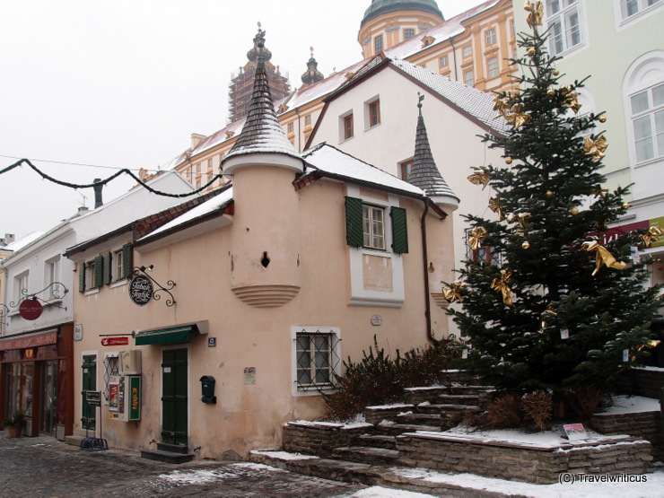 Former salt magazine in Melk, Austria