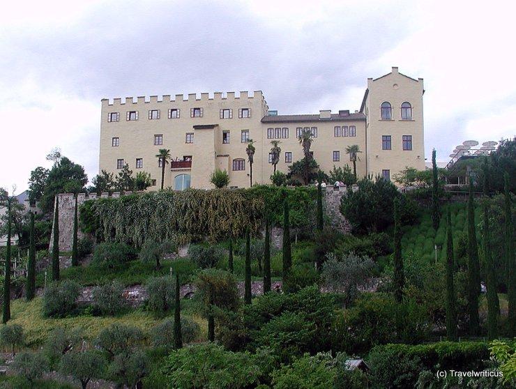 Castel Trauttmansdorff in Merano, Italy