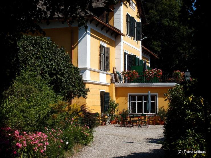 Villa Waldheim-Mansbart (1899) in Millstatt, Austria