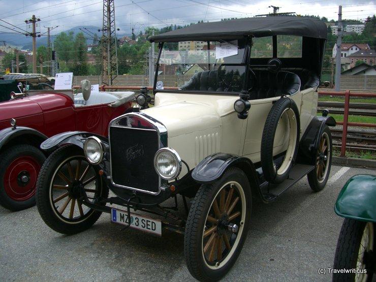 Austria Classic Car Show