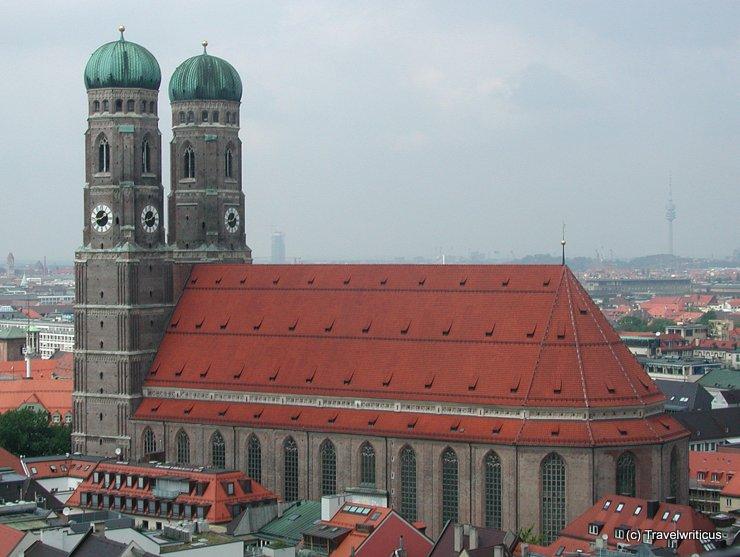 Frauenkirche in Munich, Germany