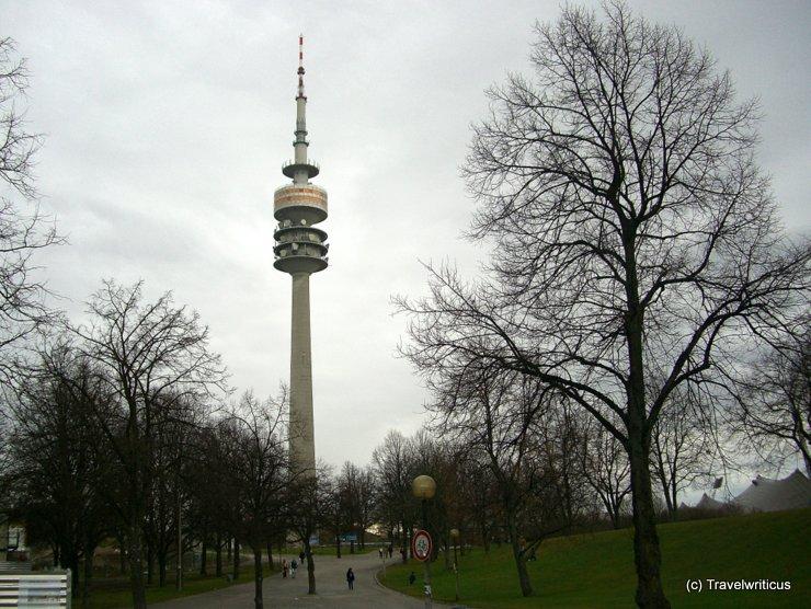 Olympiaturm in Munich, Germany