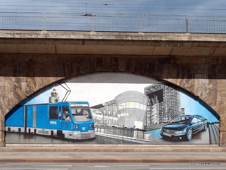 CarGoTram in Dresden