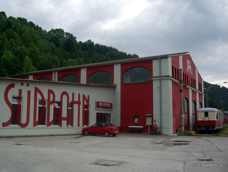 Südbahn Museum in Mürzzuschlag, Austria