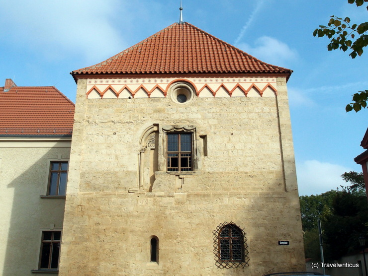 St. Aegidius' Chapel in Naumburg (Saale), Germany