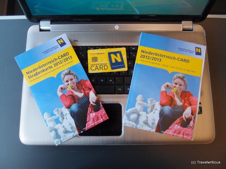 Niederösterreich-CARD 2012/2013