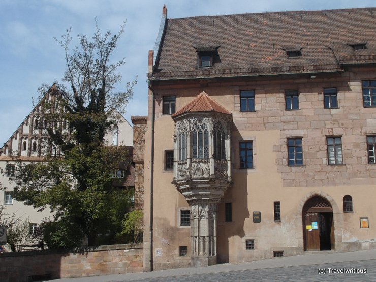 Chörlein of St Sebaldus in Nuremberg, Germany