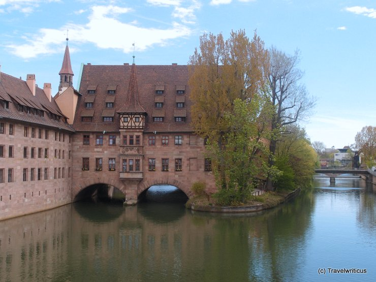 Heilig-Geist-Spital in Nuremberg, Germany