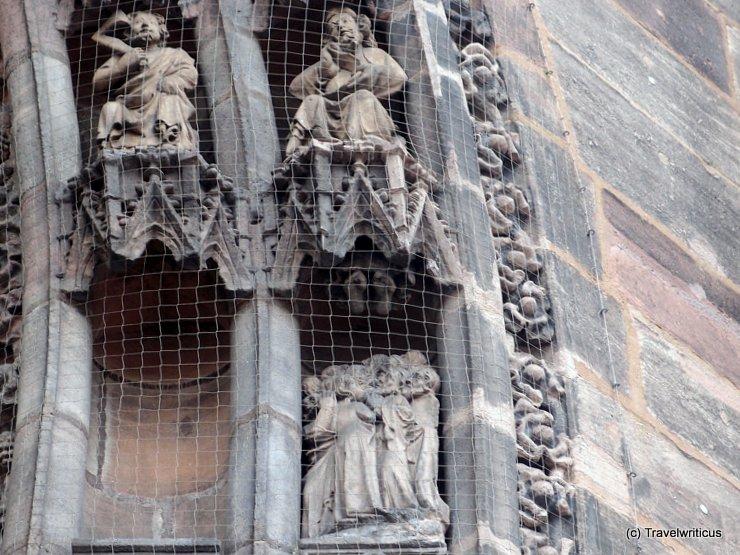 Ascension at Sank Lorenz in Nuremberg, Germany