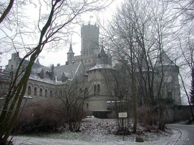 Marienburg Castle near Pattensen, Germany
