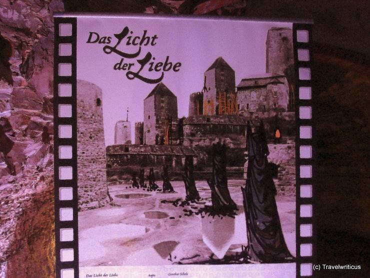 Poster for the German movie 'Das Licht der Liebe'