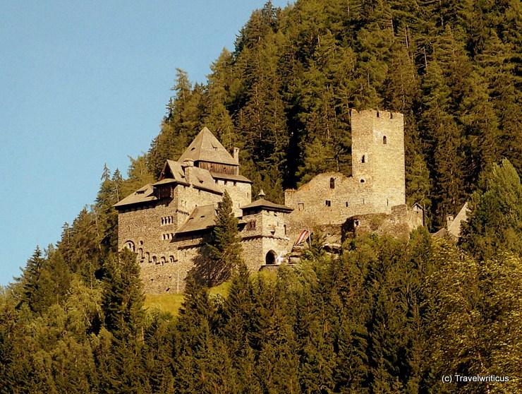 Finstergrün Castle in Ramingstein, Austria