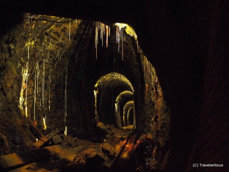 Roeder Gallery at Rammelsberg Mine, Germany