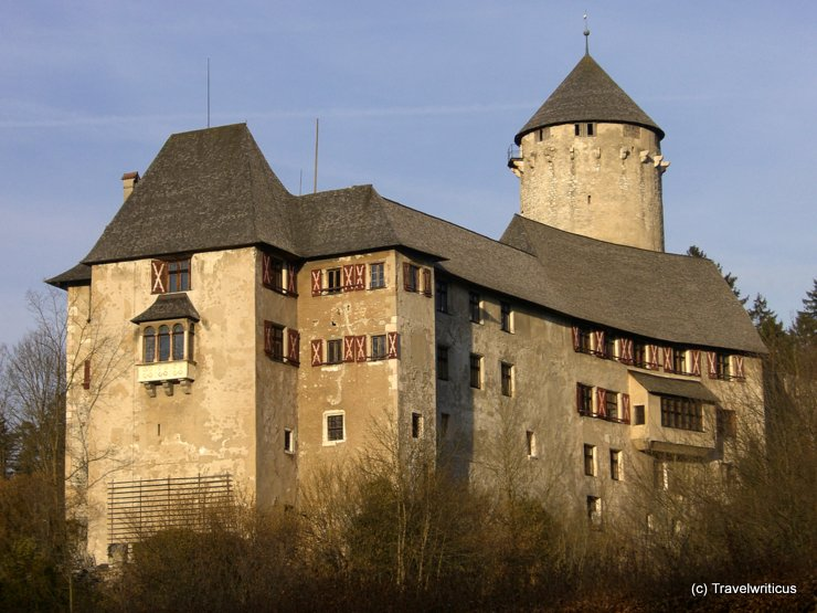 Matzen Castle in Reith, Austria