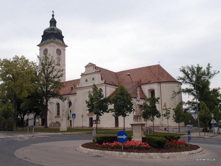 Parish church St Peter in Retz, Austria