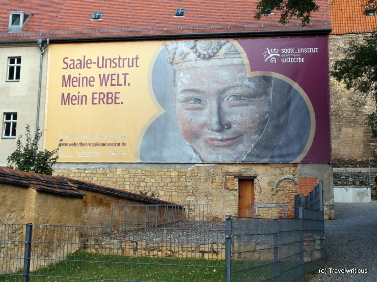 Poster for nomination of Saale-Unstrut valley as UNESCO World Heritage Site