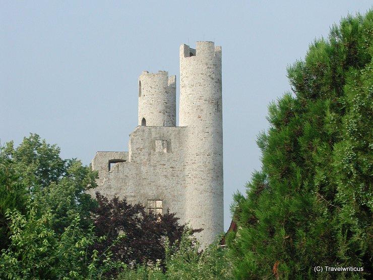 Hoher Schwarm Castle in Saalfeld, Germany