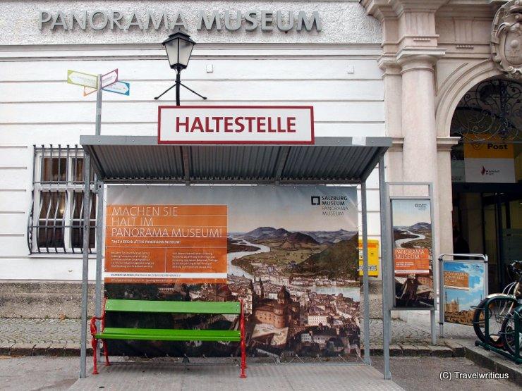 Panorama Museum in Salzburg, Austria