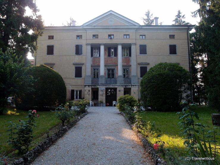 Villa Ticozzi de' Concina in San Daniele del Fruili, Italy
