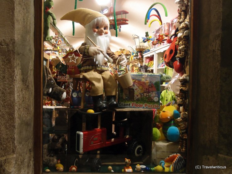 Christmas market in Sankt Wolfgang im Salzkammergut, Austria