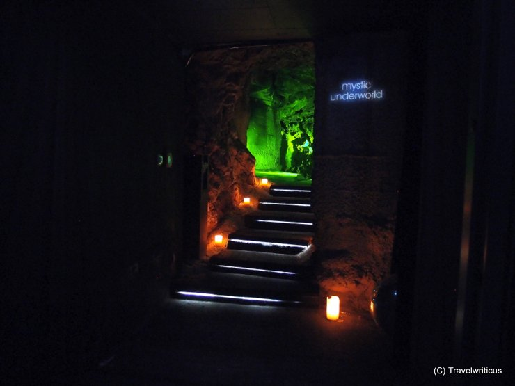 Mystic world at the Scalaria in Sankt Wolfgang, Austria