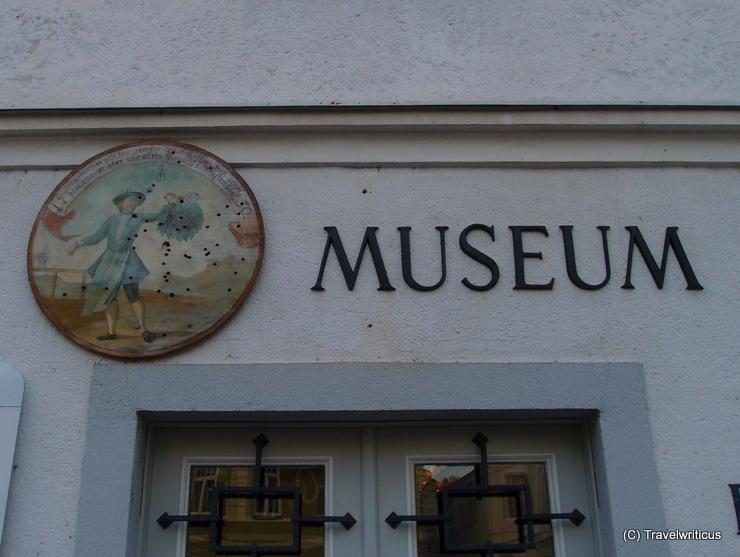 Museum of historical targets in Scheibbs, Austria