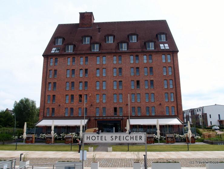 Hotel 'Speicher am Ziegelsee' in Schwerin, Germany