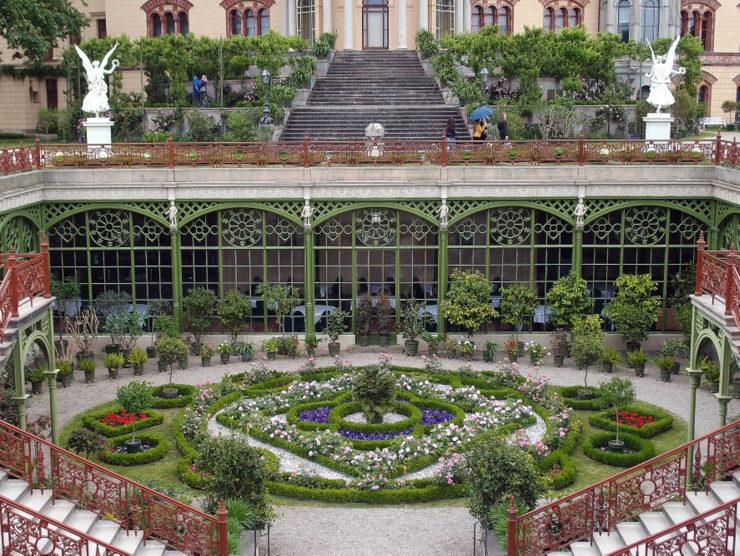 Orangery of Schwerin Palace in Schwerin, Germany